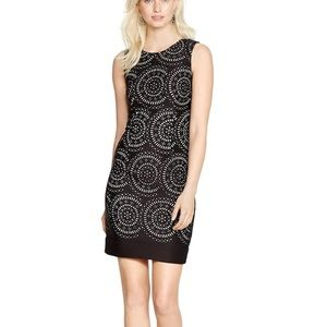 WHBM Sleeveless Cutout Sheath Dress - NWOT!